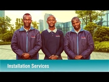 Parrot Products (Pty) Ltd - Installation Services