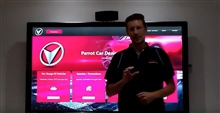 Parrot Interactive Car Dealership Presentation Two