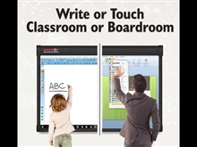 Parrot Interactive Whiteboard Demo
