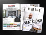 British Airways Highlife September Magazine Advert