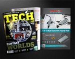 TECH Magazine Advert