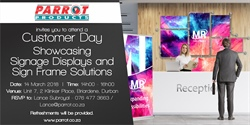 Customer Day Durban - 14 March 2018