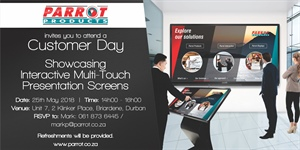 Customer Day Durban - 25 May 2018