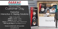 Customer Day Bloemfontein - 31 May 2018