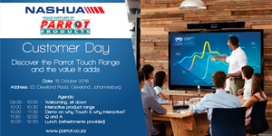 Customer Day Johannesburg - 15 October 2018