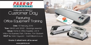 Customer Day Port Elizabeth - 13 February 2019