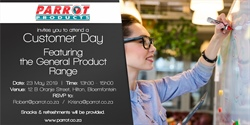 Customer Day Bloemfontein - 23rd May 2019