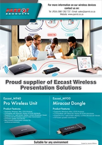 Parrot Interactive - Wireless Solutions