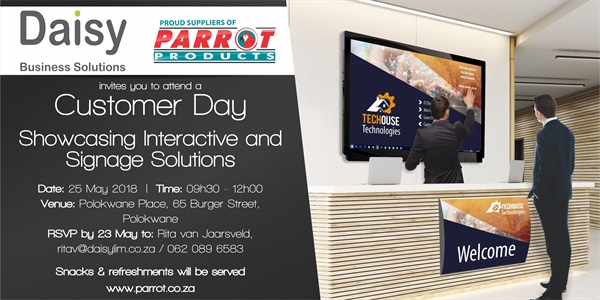 Customer Day Polokwane - 25 May 2018