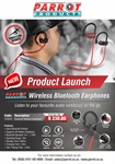 New Wireless Bluetooth Earphones