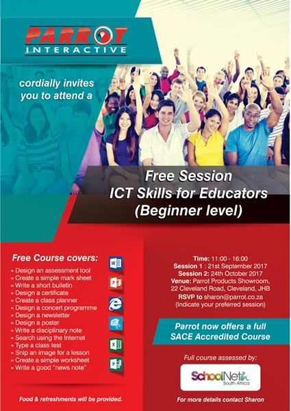 ICT Skills for Educators