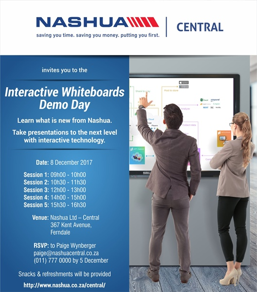 Customer Day - Nashua Central 8 December 2017