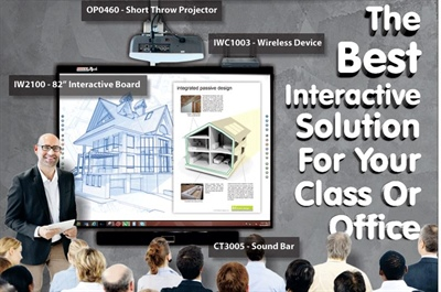 The Best Interactive Solution For Your Class Or Office