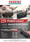 New Mobile Wireless Bluetooth Speaker and Battery Bank