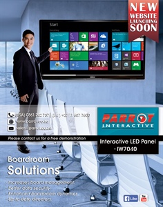Interactive LED Panel - IW7040