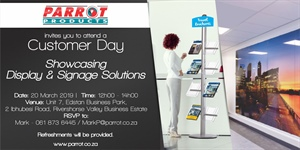 Customer Day Durban - 20 March 2019