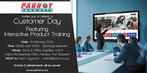 Customer Day Port Elizabeth - 14 February 2019