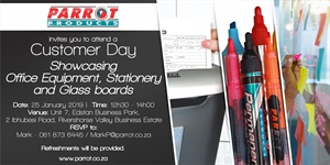 Customer Day Durban - 25 January 2019