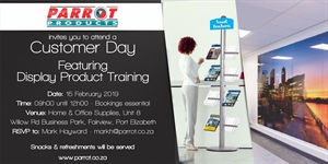 Customer Day Port Elizabeth - 15 February 2019