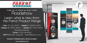Roadshow Customer Day - East London 13 June 2018