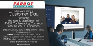 Customer Day Port Elizabeth - 30 January 2019