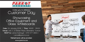 Customer Day Durban - 24 January 2018