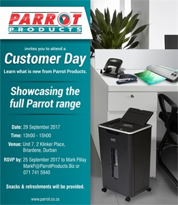 Customer Day - Durban