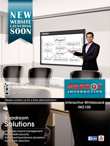 Interactive Whiteboard IW2100