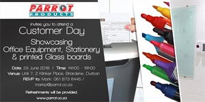 Customer Day Durban - 29 June 2018