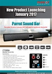 Parrot Interactive - Launching New Parrot Sound Bar
