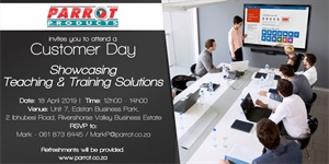 Customer Day Durban - 18th April 2019