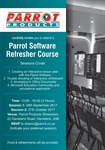 Parrot Software Refresher