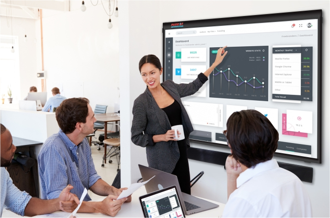 Interactive Whiteboard Solutions | Interactive Whiteboards