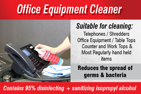 Office Cleaning Equipment