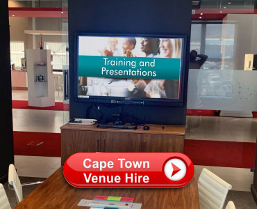 Cape Town Parrot Product Hire Venue