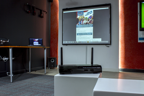 Wireless Interactive Presentation Solutions