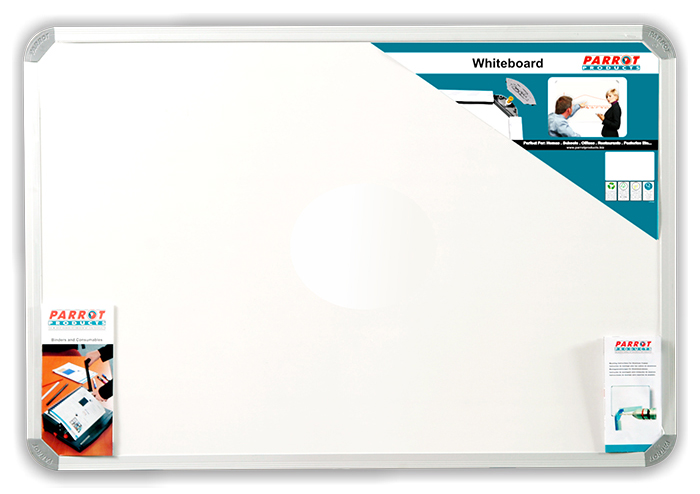 Standard Non-Magnetic Whiteboard