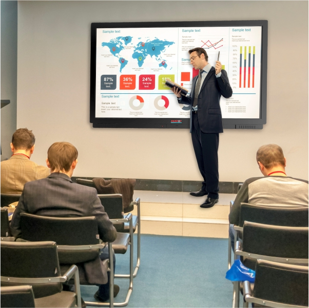 Lecture Hall LED Interactive LED Touch Panel