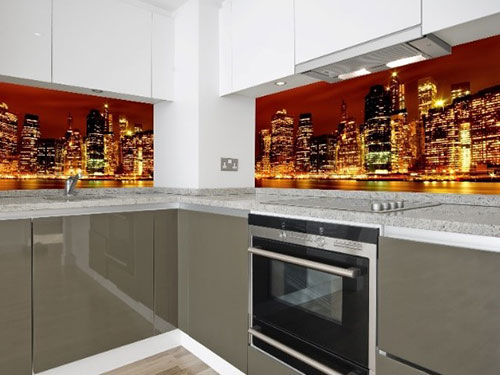 Glass Splashback Installations