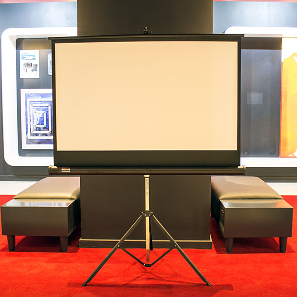 Parrot Tripod Projector Screen