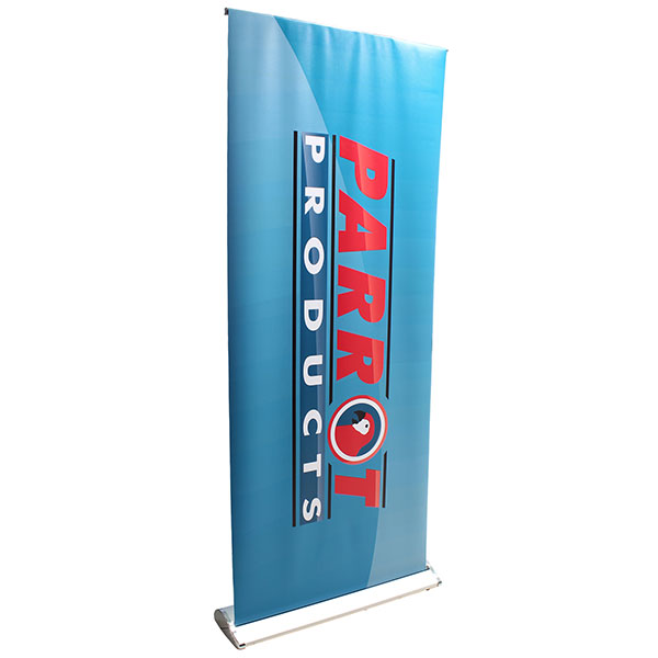 Parrot Pull Up Banners