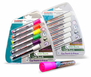 Glass Whiteboard Markers