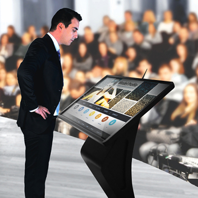 Presentation Touch Table