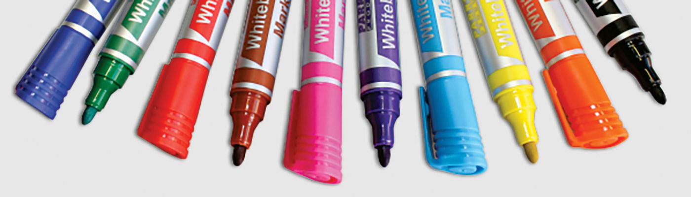 Whiteboard Marker Colours