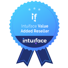 Intuiface Value Added Reseller Badge