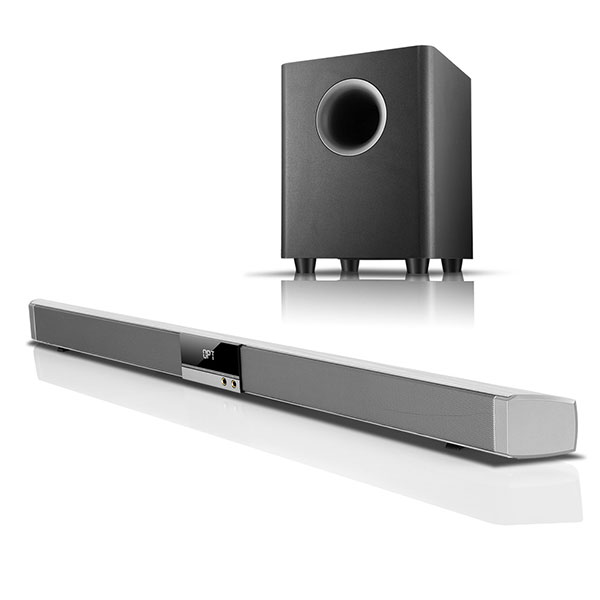 Parrot Products Soundbar Lifestyle